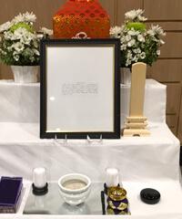 後飾り祭壇