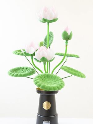 ワンタッチ蓮華(高さ101cm)
