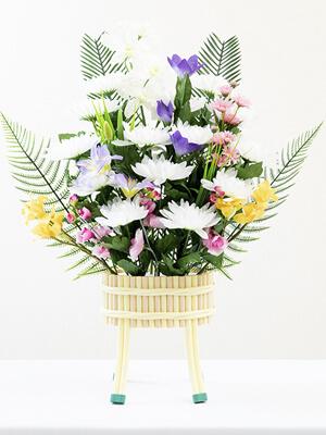 造花盛(高さ68cm)